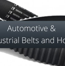 Automotive & Industrial Belts and hoses